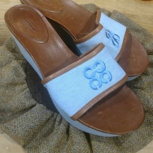 Coach Jaci Sandals size 9
